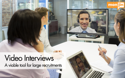 Video Interviews: A Viable Tool to Take on Large Recruitments
